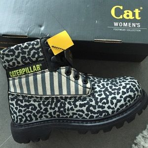 Cat footwear Shoes - CAT boots special edition. Not available in the US