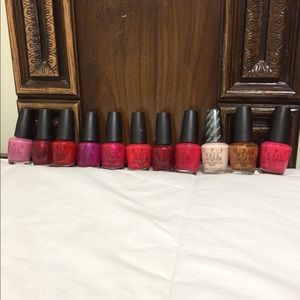 OPI nails polish