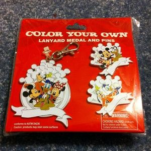 Disney pins! Unopened!