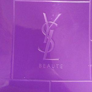 ysl vavin duffle bag - 75% off Yves Saint Laurent Handbags - YSL purple makeup cosmetic ...