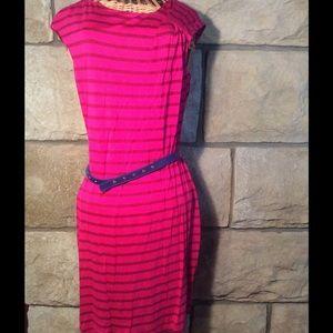 Calvin Klein chemise dress.