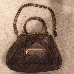 Authentic Marc Jacobs Quilted Bag