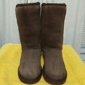 "UGG Shoes - 💸""SALE"" 💰🎊UGG Authentic Chocolate Tall Boots s5"
