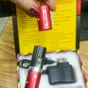 Accessories - New Self Defense Tool Flashlight Bling Case