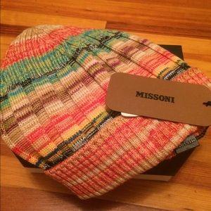 90b3ee736a5 Missoni Accessories - Missoni Knit Hat