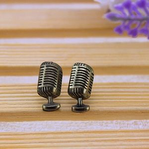 Jewelry - 👍Host Pick👍Cute Microphones stud earrings