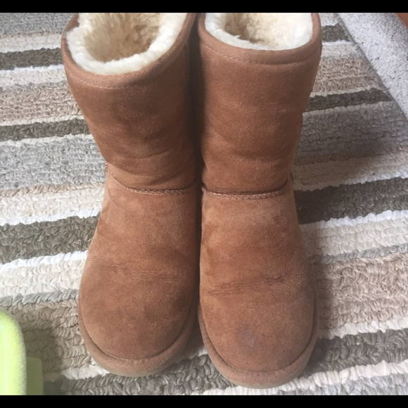 how to get water marks ugg boots