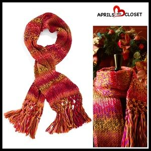 Boutique Accessories - ❗1-HOUR SALE❗Chunky Knit SCARF Cowl Neck or Long