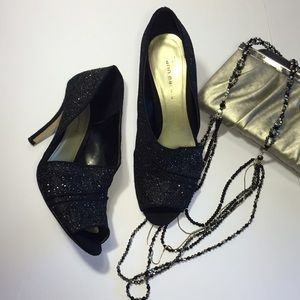 Ann Marino Shoes - FINAL PRICE DROP! Ann Marino Sparkling Booties