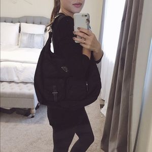best replica wholesalers - Prada - Prada Black Nylon Hobo Bag from Rosalie\u0026#39;s closet on Poshmark