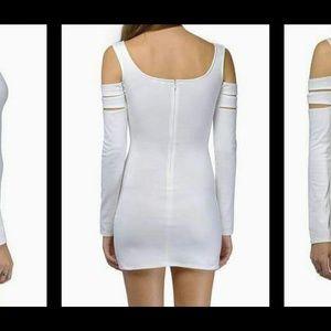 Tobi Dresses - Tobi midnight poison bodycon dress