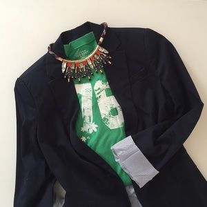 Long Sleeved Green 76 Shirt
