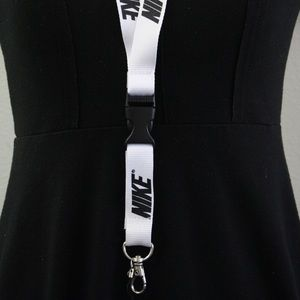 Nike Cordino Bianco PiZIL