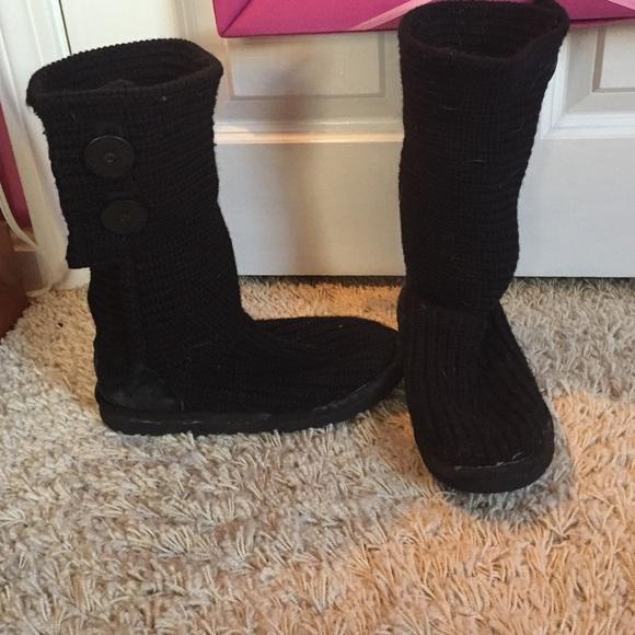 genuine ugg cardy boots