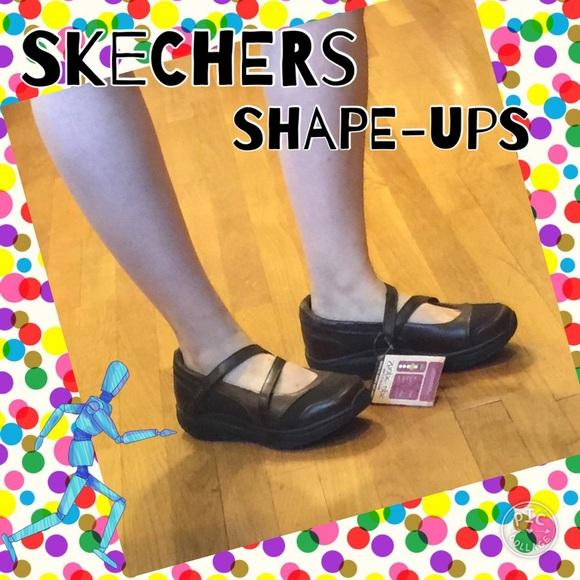 Skechers Women's Shape Ups XW Hyperactive Sneaker | Shape up