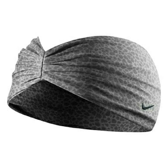 Nike Central Headband   gray 263c0272778
