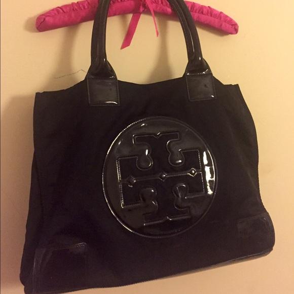 5c88d4b2d12 Authentic Tory Burch  Ella  large nylon tote. M 568d7db7b5643e0b8b0c5b43.  Other Bags ...
