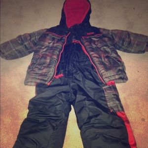 Other - 18 month snow suit and coat.