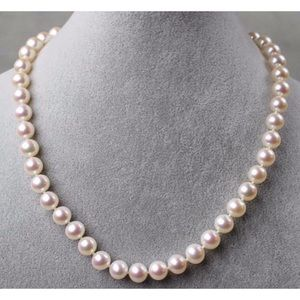 White Strand Pearls