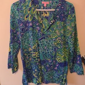 Lilly Pulitzer Tops - Lilly Pulitzer Amelia Tunic
