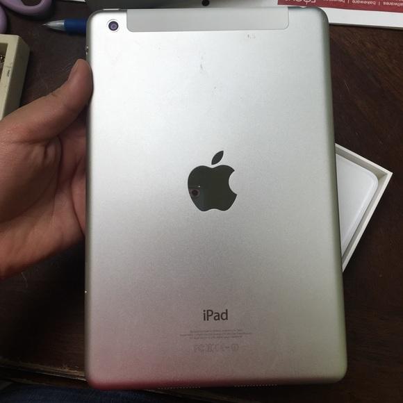 Apple Ipad Mini Model A1454 With Wificell Att
