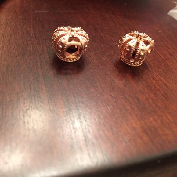 d87e88ac3 Pandora rose gold crown charms. M_568d96425a49d093d6007d4b