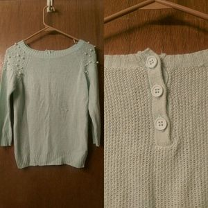 Forever 21 3/4 knit top