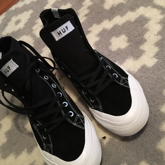 Converse Shoes | Huf High Top Sneakers