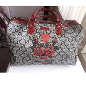 Gucci tattoo handbag *limited edition*