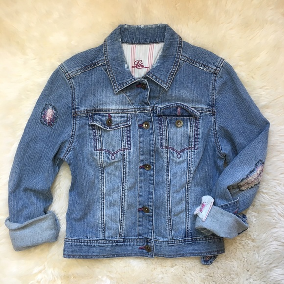 Mens denim jacket pacsun