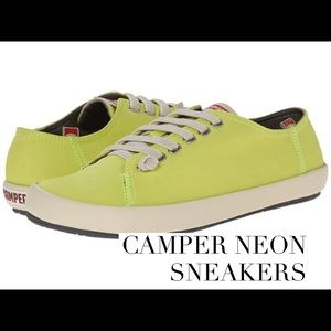 Camper Shoes - Super cool statement sneaker