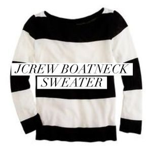 J. Crew Sweaters - Great Jcrew boatneck sweater
