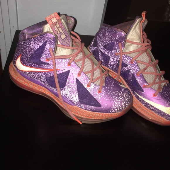 LeBron X Area 72 all-star ***Size 13***