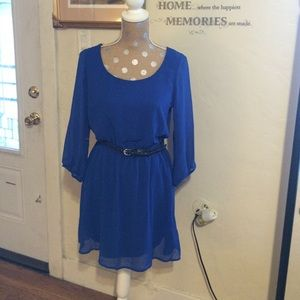 Dresses & Skirts - Gorgeous cobalt blue dress