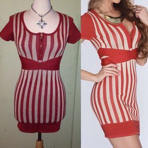 🌟WOW Couture Bandage Dress🌟NWT