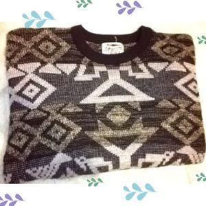 Geometrical Sweater