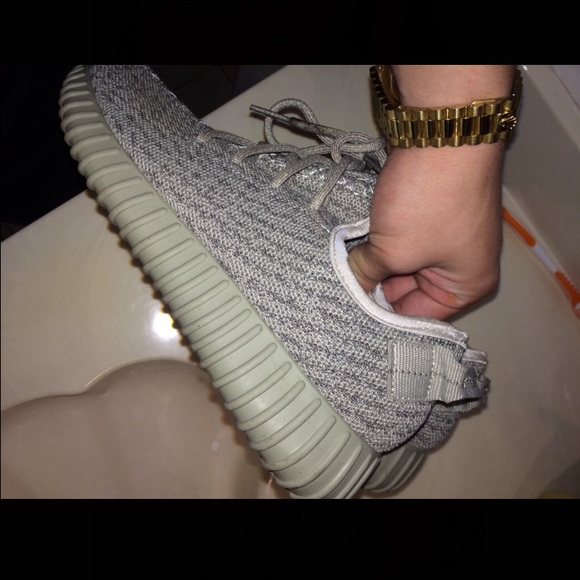 Cheap Adidas Yeezy Boost 350 Turtle Dove unboxing and on ment review