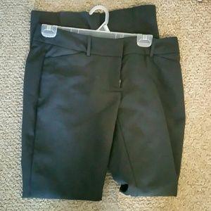 Grey dress pants size 6