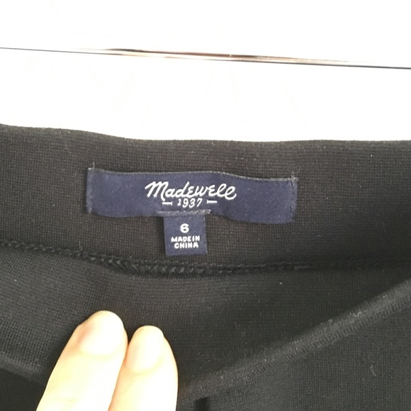 Madewell Skirts - Black Madewell skirt