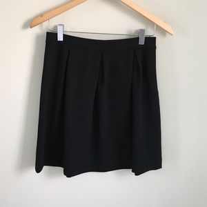 Black Madewell skirt