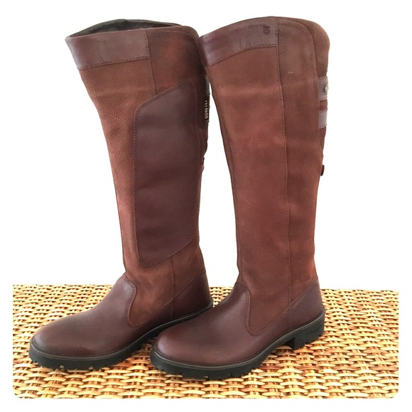 3ff28e722ff Dubarry Clare womens country boot in brown