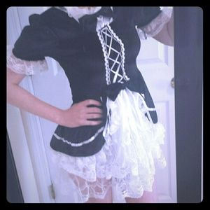 ☀ ADORABLE Lolita Style Dress With Ruffles☀