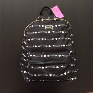 Betsey Johnson Handbags - OPEN TO FAIR OFFERS Betsey Johnson Backpack