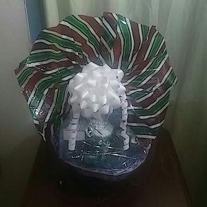 Homemade Gift Basket FOR THE FEET