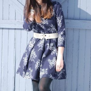 GAP Dresses - Gap floral dress with pockets.