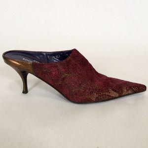 Couture Donald J Pliner Mia Square-Toe Mules very cheap for sale cheap sale many kinds of 4CIFWG