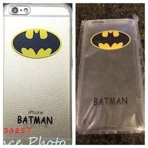 Accessories - Batman iPhone 6+ case
