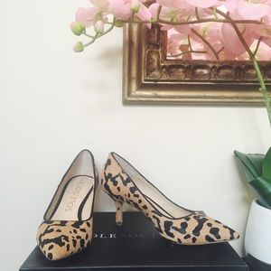 Sole Society Shoes - ⚡️️flash sale⚡️Leopard Print Pumps