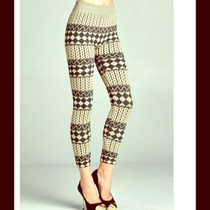 ❗️Aztec Leggings