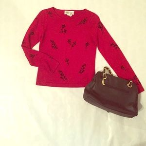 🔥SALE🔥 Red Sweater
